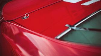 Угрожающий вид - 1971 AMC Penske Javelin Марка Донахью