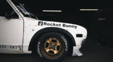 Злой дух босозоку - Pandem Datsun 620