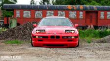 BMW E31 - самая красивая и почитаемая машина из всех, баварских машин