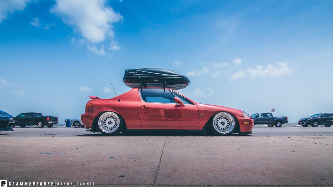 Функциональная красота - Honda Del Sol 1993