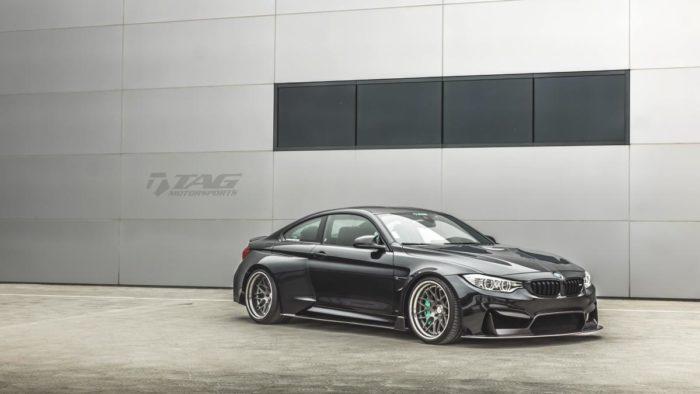 TAG Motorsports, тюнинг для BMW по максимуму