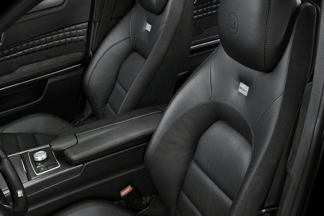 Brabus E V12 - Чем мощнее, тем скучнее (12)