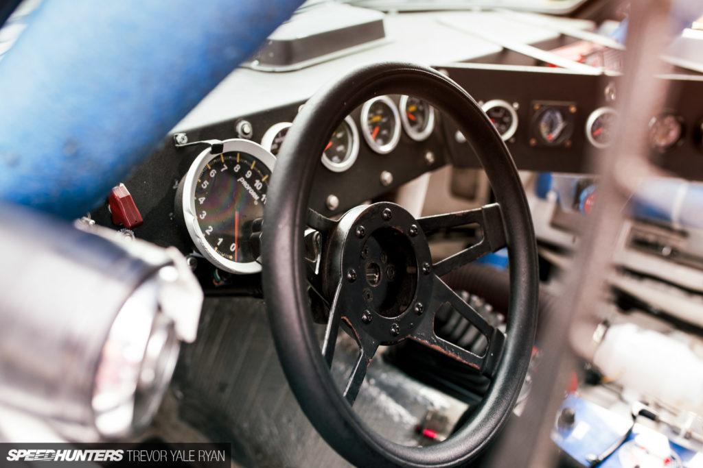 Единственный в своем роде Datsun240Z1972 года