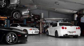 Обустройство гаража: от вентиляции до систем хранения