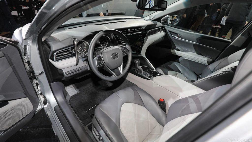 Toyota Camry – автомобиль не только для элиты