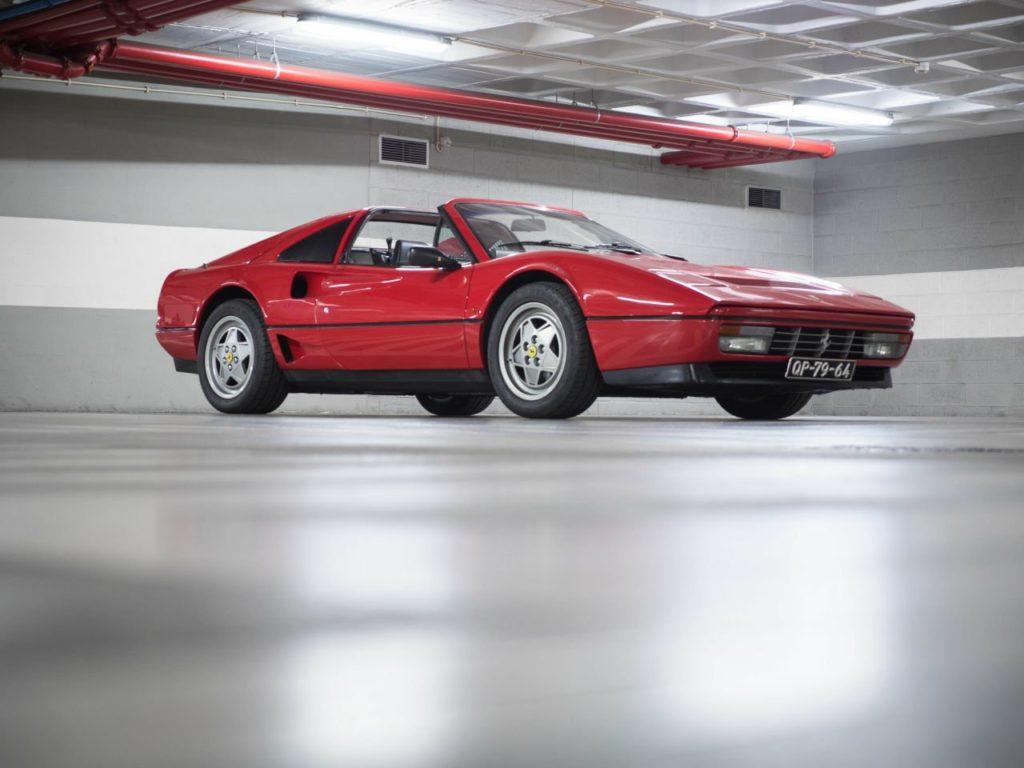 Автомобиль для бережливых итальянцев - Ferrari GTS Turbo