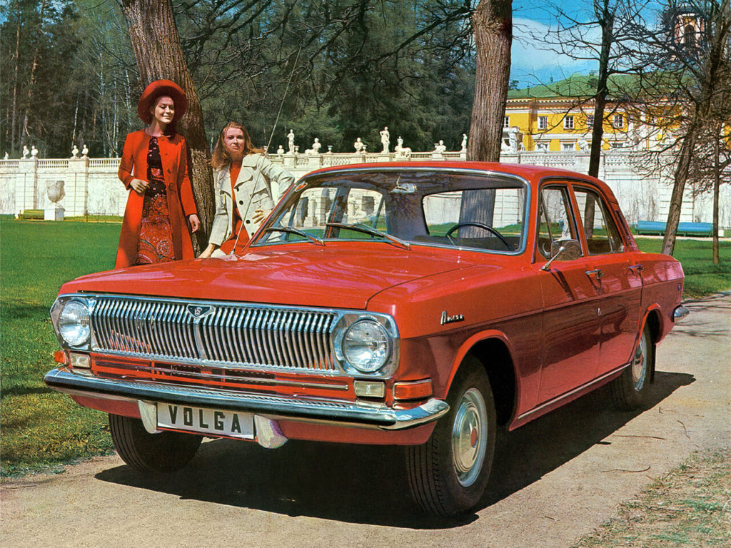 7 фактов о Волге ГАЗ-24, которых вы не знали