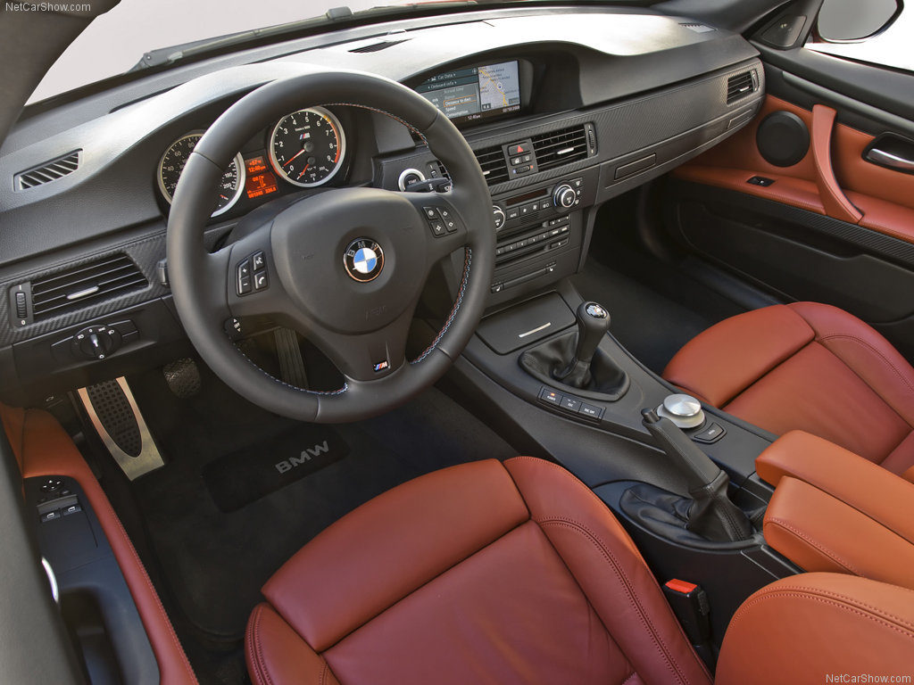 BMW M3 Coupe – баварский ответ спортивным купе
