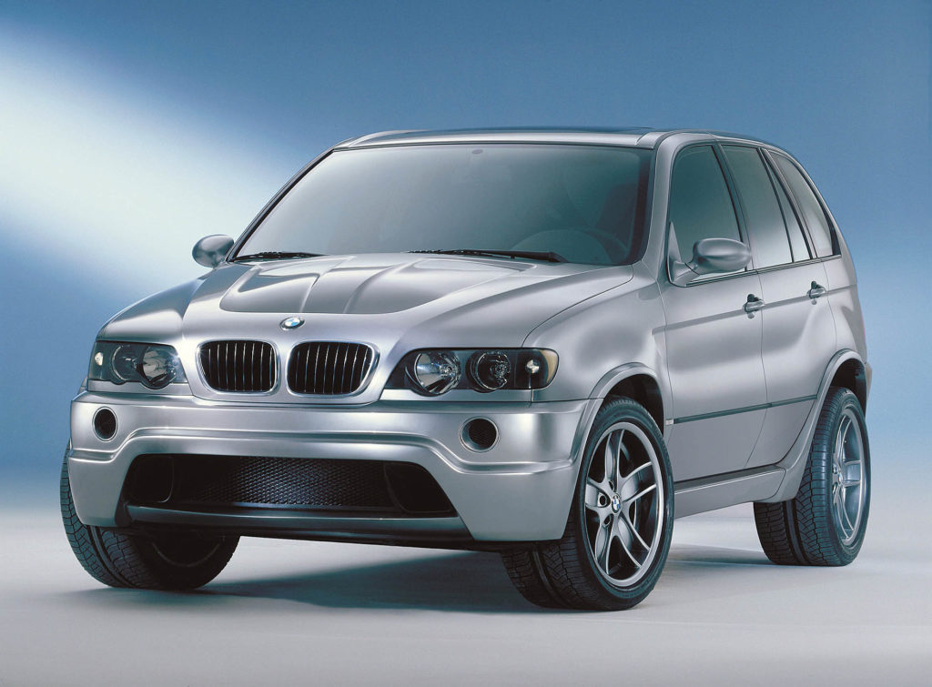 BMW X5 E53 б\у – стоит ли?