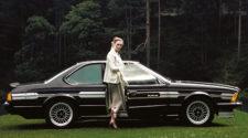 Безупречный образ «Баварской Акулы» - BMW 636CSi