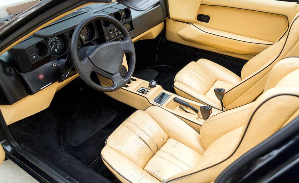 Боевой бык - Lamborghini Jalpa