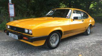 Быстрый, красивый, харизматичный и надежный - Ford Capri 3.0S