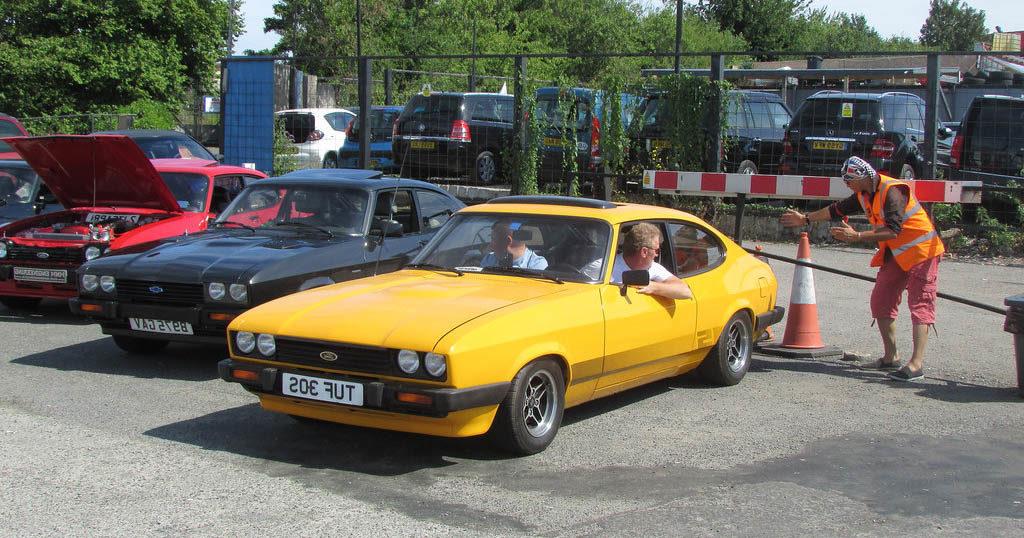 Быстрый, красивый, харизматичный и надежный - Ford Capri 3