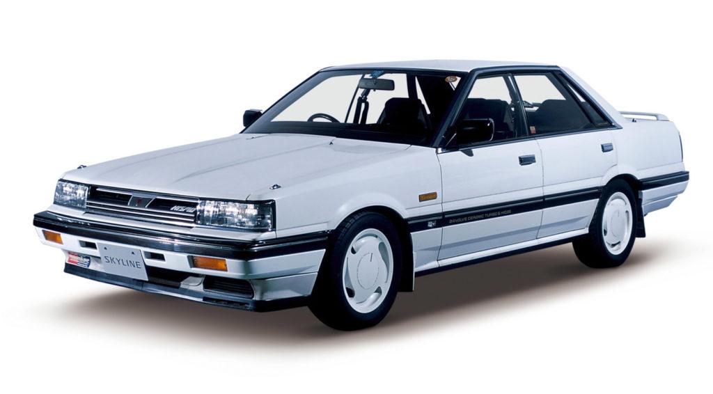 """Дрифтеры обожают этот """"скай"""" - Nissan Skyline GTS Turbo"""