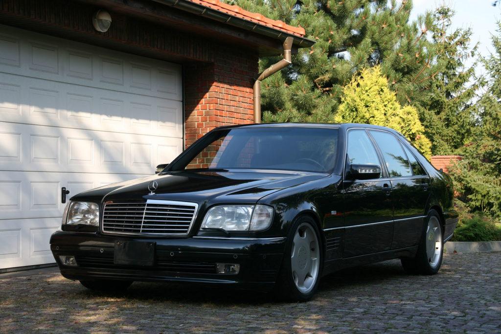 Герой своего времени: Mercedes W140