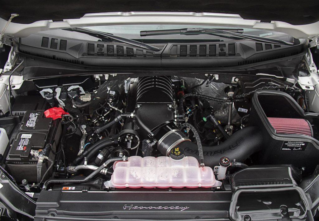 Hennessey сверхмощный пикап на любой вкус. VelociRaptor V8 – тюнинговый Ford F-150 из серии Raptor