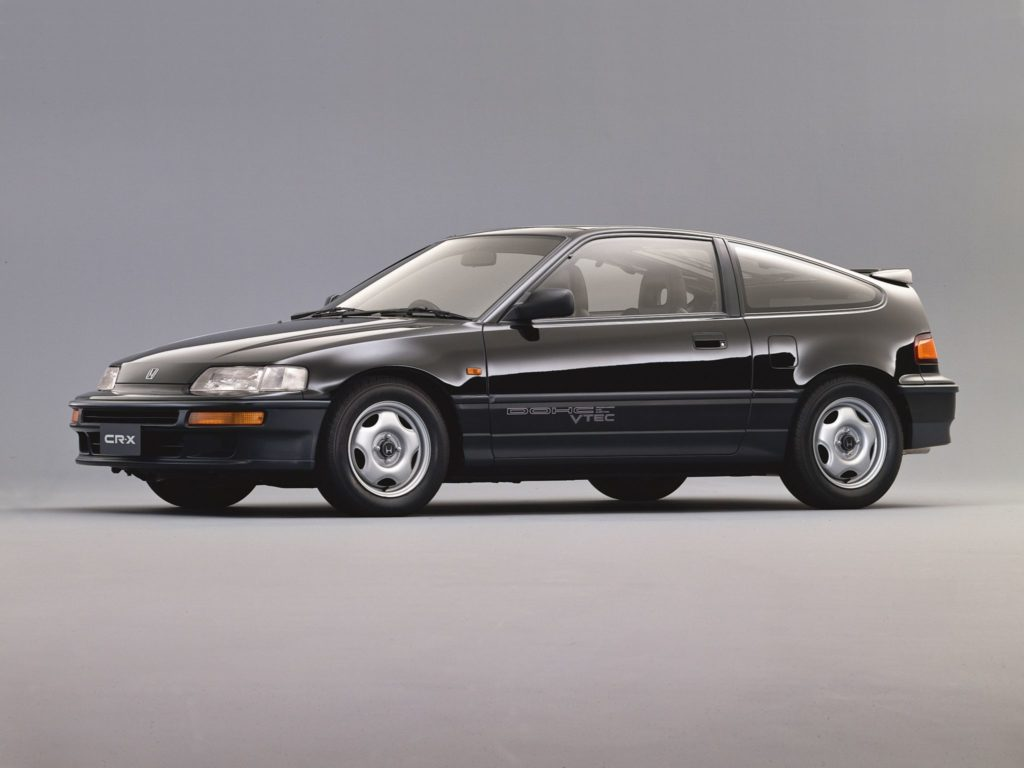 Honda Civic CRX