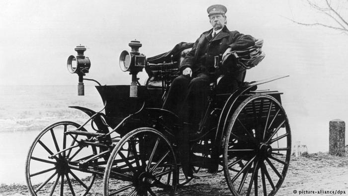 Карл Бенц и создание первого автомобиля
