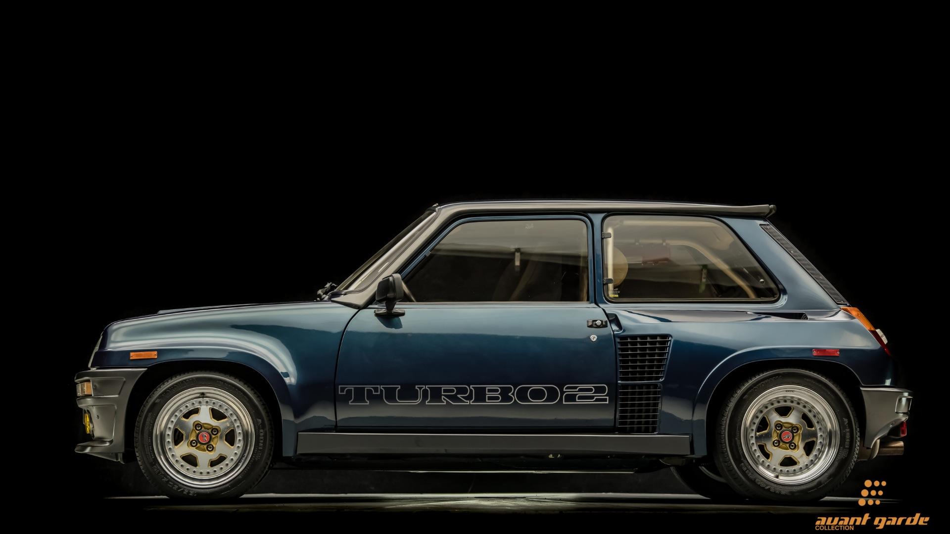 Маркетологи и гонщики довольны этой машиной - Renault 5 Turbo 2 EVO