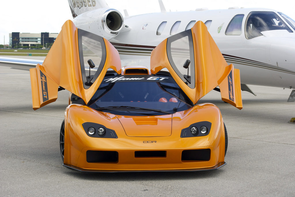 Miami GT от компании DDR Motorsports