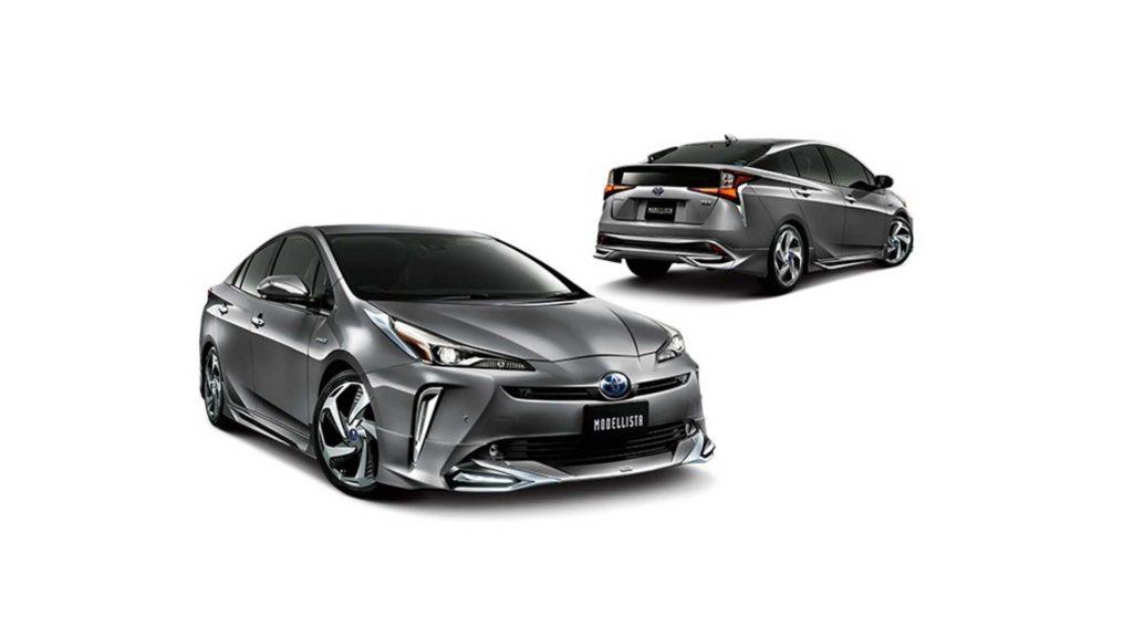 Modellista обновляет линейку для тюнинга Toyota Prius