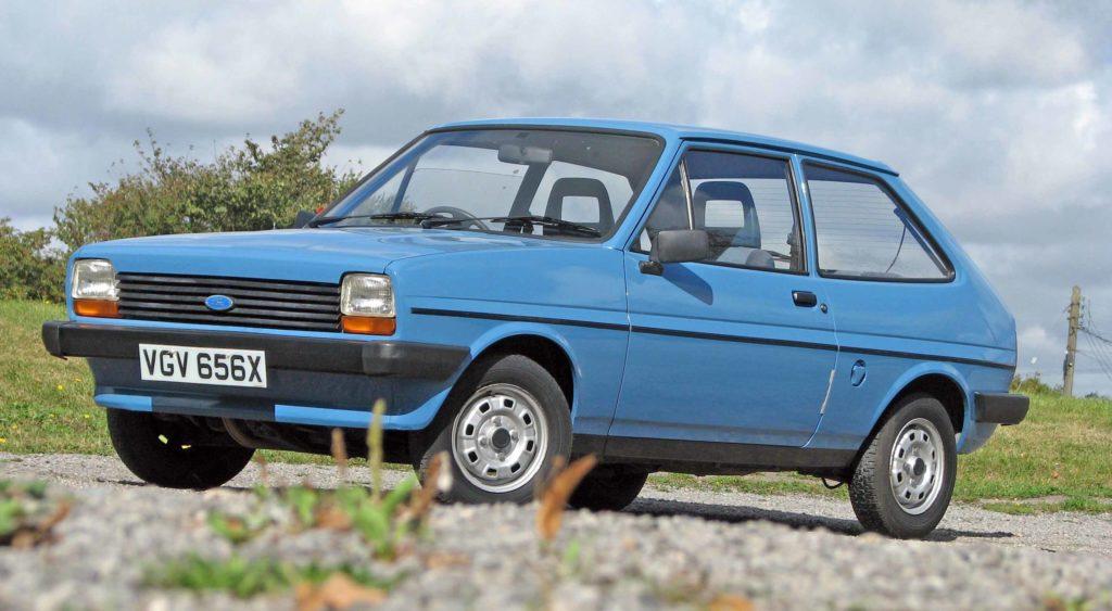 1976 Fiesta MK1