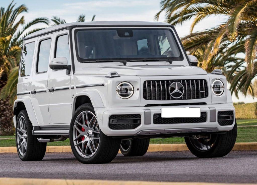 Новый Mercedes Benz G-Klasse Гелендваген - лучше или хуже?