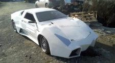 Обман повсюду Lamborghini из ВАЗ-2108