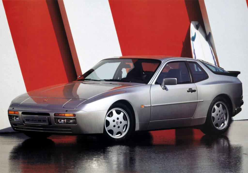 Мощнее, быстрее, надежнее, шикарнее и безопаснее - Porsche 944