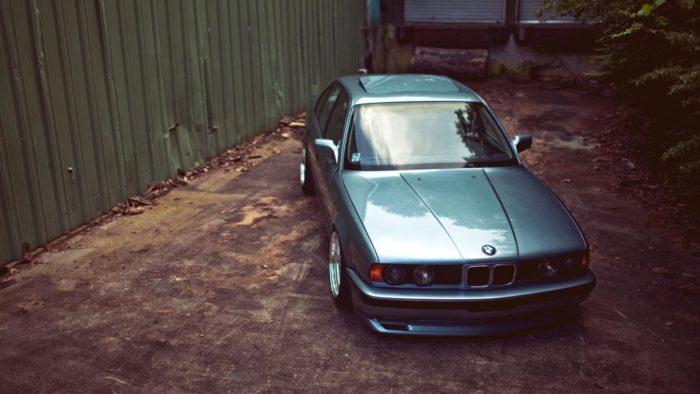 Почему люди хотят купить BMW E34?