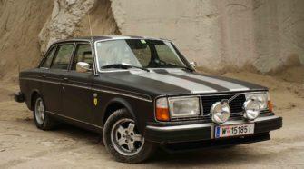 Шведская марка всех времен и народов - Volvo 200