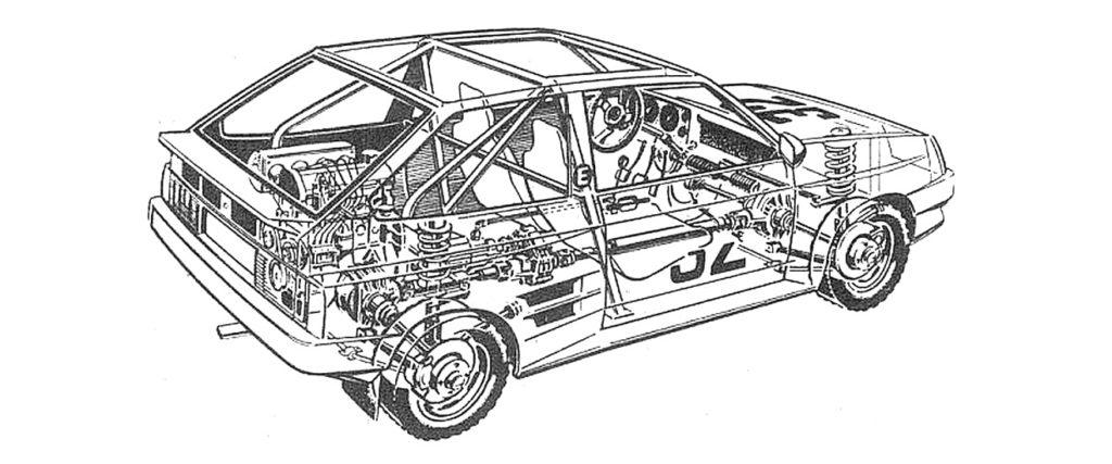 СССР готовил ответ группе Б - автомобильный спорт СССР