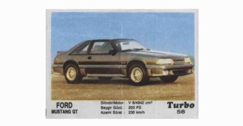 Культовый автомобиль класса Pony Car - Ford Mustang GT