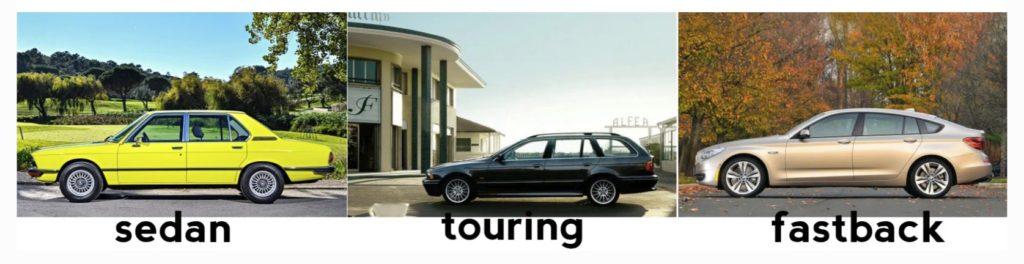 Классика вне времени - BMW E34