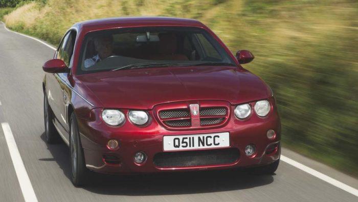 Серийный эксклюзив - Rover Coupe