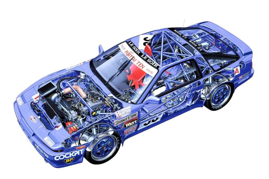 Спортивный, сдержанный и элегантный - автомобиль Toyota Supra