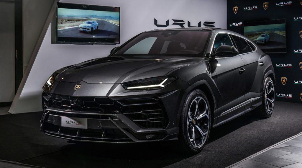Сутки аренды Lamborghini Urus обойдутся в 88 000 рублей