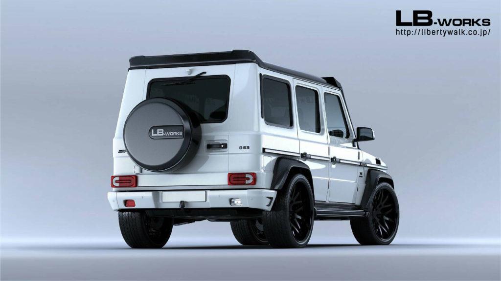 Suzuki Jimny стал двойником Mercedes-Benz G-Class