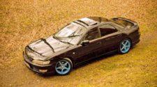 Toyota Carina ED - один из лучших седанов за 200 000 рублей