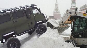 «Убийца Крузаков и Хаммеров»- УАЗ «Буханка» получил тюнинг ценой более 2 млн рублей
