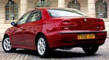 Вальтер де Сильва сотворил истинный шедевр - Alfa Romeo 156