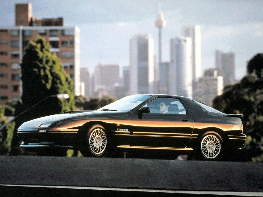 Великолепная и неповторимая RX-7 - Mazda RX-7