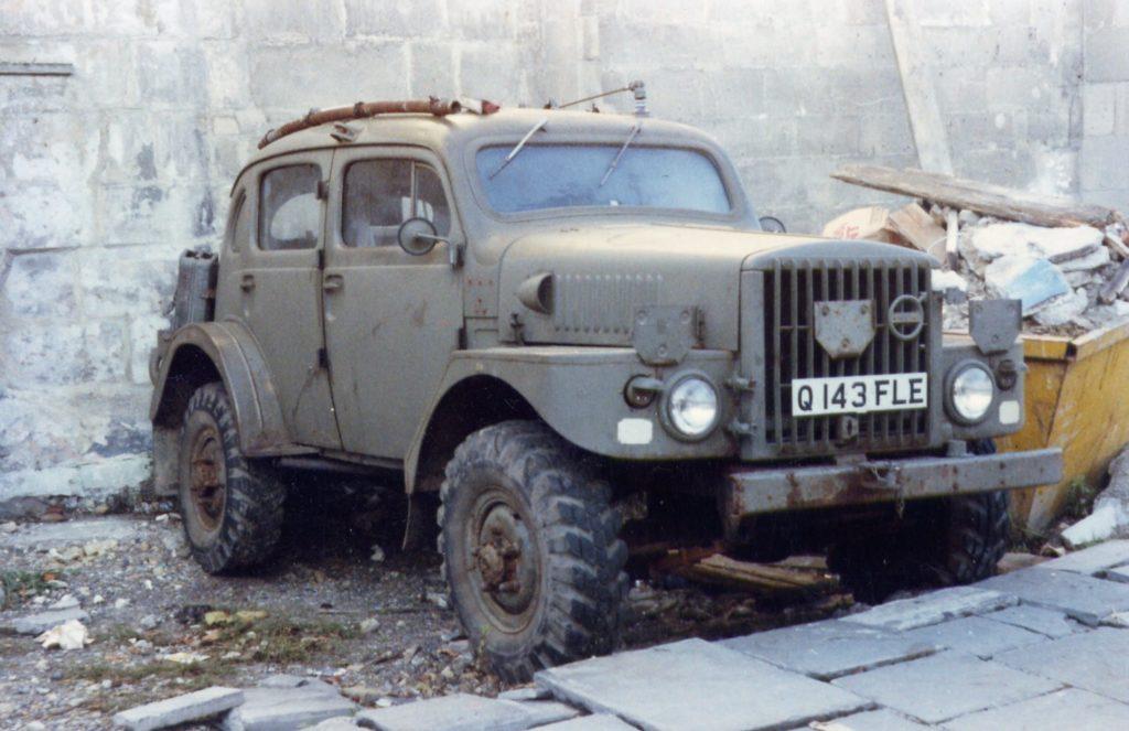 Volvo TP21 (915) - Ну и кто тут брутал