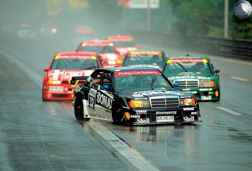 Автомобиль мечты - Mercedes 190E