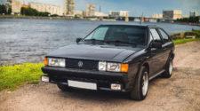 "Немецкая ""восьмерка"" - VW Scirocco GT 16V"