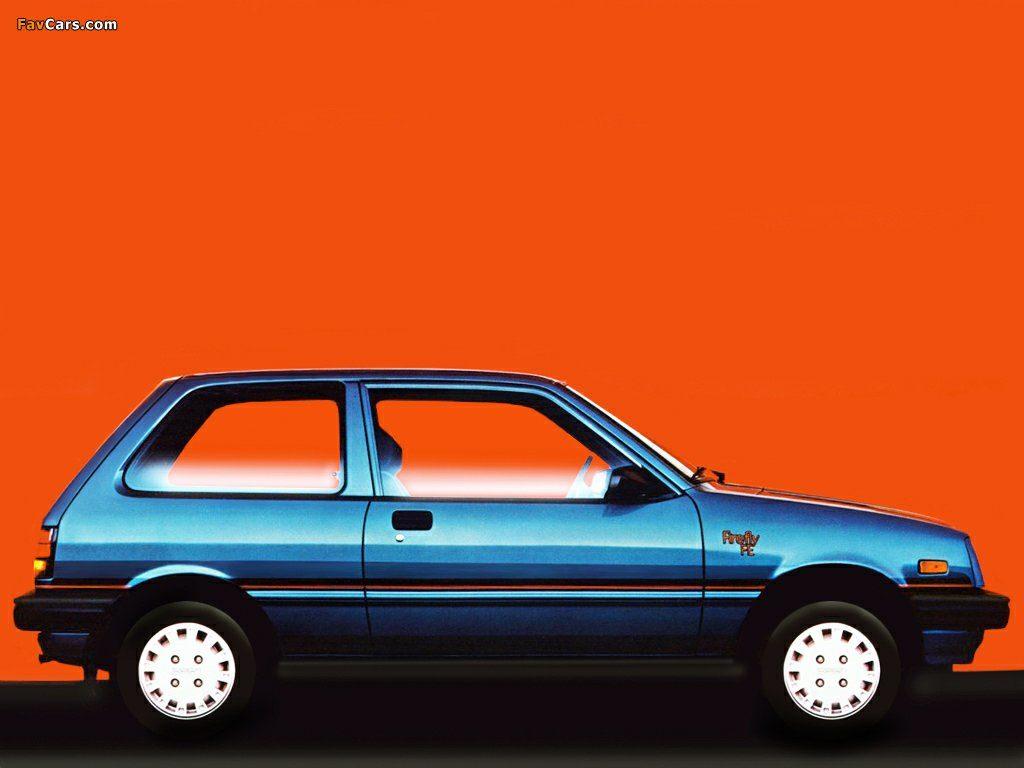 Симпатичный и компактный - Chevrolet Turbo Sprint