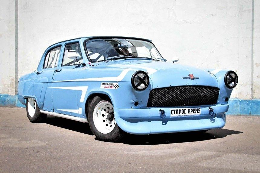 6 необычных кастомов, созданных из советских автомобилей