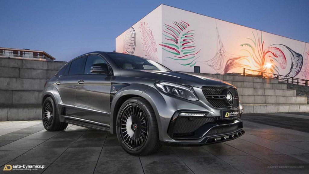 Более чем 800 «лошадок» для Mercedes-Benz 800 Л.С. из Польши!