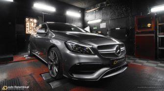 Более чем 800 «лошадок» для Mercedes-Benz 800 сил из Польши!
