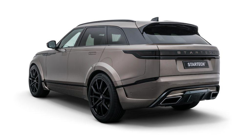 Ещё один тюнингованный Range Rover Velar, который дебютирует на Женевском автосалоне